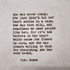 I don't quite understand all of this and I will fully admit this but the words are so beautifully poetic I can't help be pin