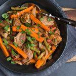 Lamb stew in a jiffy