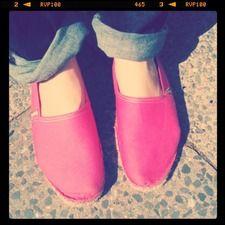 espadrij shoes.