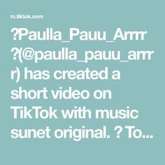 🔥Paulla_Pauu_Arrrr🔥(@paulla_pauu_arrrr) has created a short video on TikTok with music sunet original. 💎 Toate diamantele 💎 #Foruyou# The Originals, Create, Music, Musica, Musik, Muziek, Music Activities, Songs