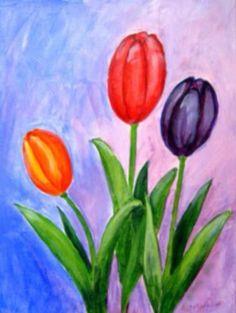 Nothing says Spring like Tulips