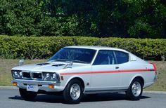 '1970 Mitsubishi Galant GTO MR