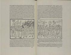 Hypnerotomachia Poliphili  —  Aldus Manutius 1499