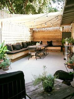 Outdoor area