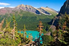 Next year is the centennial of the National Park Service, and to mark the occasion. Trek Travel is offering a new bike trip in Montana's Glacier National Park. Park Around, Great Pictures, West Coast, Touring, Places To See, Trek, Travel Destinations, National Parks