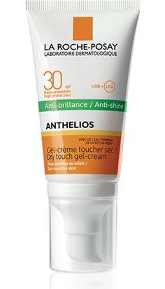 Mattierende Gel-Creme für normale und empfindliche Haut, sowie bei Sonnenallergie. Entdecken Sie Anthelios LSF 30 Mattierende Gel-Creme: Mattierende Gel-Creme aus der Anthelios Pflege-Serie von La Roche-Posay.