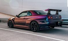 It& called the Z-Tune, and it& objectively the ultimate Skyline. Nissan Gtr Nismo, R34 Gtr, Tuner Cars, Jdm Cars, Street Racing Cars, Auto Racing, Jdm Wallpaper, Nissan Gtr Skyline, Mitsubishi Lancer Evolution