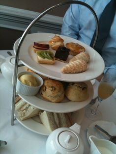 Another afternoon tea. This one at The Grand Brighton. Good but not as good as The Waldorf.
