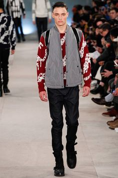 Christopher Raeburn Fall/Winter 2016/17 - London Collections: MEN - Male Fashion Trends