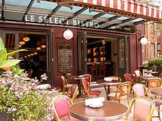 Le Sélect Bistro, Toronto | Downtown Toronto's most authentic Parisian restaurant, bar and bistro.