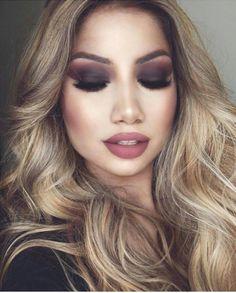 Smokey | Eyes | Make Up | Ideas