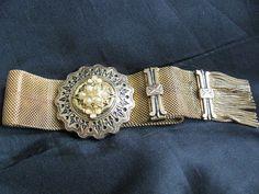 Victorian Revival Slide or Garter Bracelet by victoriansentiments, $70.00