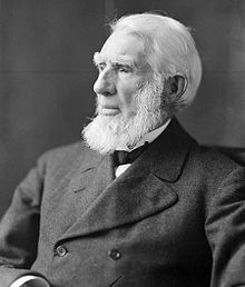Canadian lumber & railway baron John Rudolphus Booth, founder of Canada Atlantic Railway, est. A passenger steamship on Lake Nipissing, Ontario was named after him. I Am Canadian, Canadian History, Fun Facts About Canada, Roi George, My Legacy, Dec 8, Ottawa, Quebec, Interesting Stuff