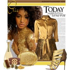 """""""CHIC"""" by mzbossyfashions11 on Polyvore"""