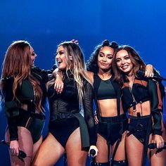 Little Mix: Ariana Grande Dangerous Woman Tour Little Mix Outfits, Little Mix Style, Little Mix Girls, Little Mix 2017, Little Mix Jesy, Little Mix Perrie Edwards, Jesy Nelson, Musica Little Mix, Litte Mix