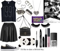 """Sem título #163"" by marta-esteves ❤ liked on Polyvore"