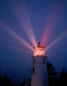 Oregon coast lighthouses = romance! http://www.romantic-oregon-coast.com/lighthouses-oregon-coast.html