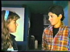 Elisabeth Shue and Ralph Macchio Karate Kid Audition 1983 The Karate Kid 1984, Karate Kid Movie, Elisabeth Shue Karate Kid, Ralph Macchio The Outsiders, Kids Part, Movie Guide, Getting Back In Shape, Old Shows, Cute Actors