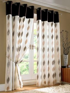 10 Classy Contemporary Curtain Designs