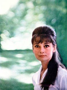 Beautiful Haudrey Hepburn