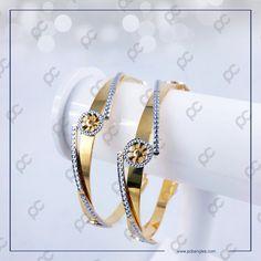 LP18023 Gold Jewelry Simple, Stylish Jewelry, Womens Jewelry Rings, Fashion Bracelets, Fashion Jewelry, Jewelry Bracelets, Jewellery, Gold Bangles Design, Jewelry Design
