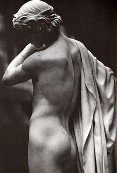 wasbella102: Narcissus by Paul Dubois (1866).