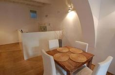 Apartments in Rome - dinning area, small apartment - Piazza Santa Maria, Trastevere
