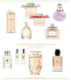 LRT's Favorite Fragrances