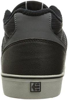 Etnies Men's Marana Vulc Mt Skateboarding Shoe: STI Evolution Foam insole. Vulcanized outsole construction. Mid-top silhouette for ankle…