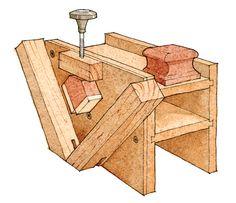 Muito parecido com as máquinas combinadas que condensam todas as suas necessidades de madeira em uma máquina, este gabarito vai lhe poupar ...