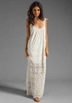 JEN'S PIRATE BOOTY Freedom Maxi Dress in OG Lace at Revolve Clothing - Free Shipping!