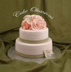 For Major Milestone Anniversaries, celebrate in the office with a cake that everyone can enjoy! Anniversary Cake Designs, Wedding Anniversary Cakes, Anniversary Parties, Wedding Cakes, 70th Anniversary, Anniversary Ideas, Just Cakes, Cakes And More, Fondant Cakes