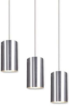 Share and get a 10% off coupon code! Mid Century Modern Pendant Light: Modern Cylinder Lamp | Available from NOVA68.com Modern Design
