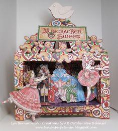 Lyn Bernatovich - heavenly Nutcracker Sweet!
