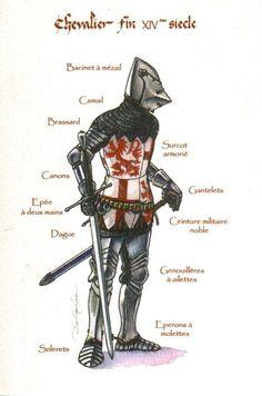 Cavaliere, XIV secolo