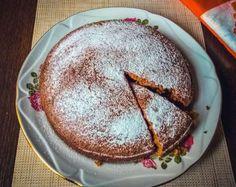 Рецепт: Быстрый пирог из кефира и варенья - все рецепты России
