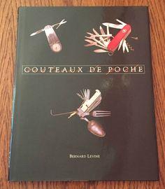 Couteaux de poche - Bernard Levine | eBay
