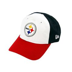 c3d3673c86f Pittsburgh Steelers New Era 9TWENTY Patriotic Cap