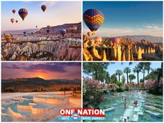 42c5e1675e 5 Days Cappadocia and Pamukkale Tour from Istanbul by Bus