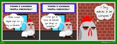 Jueves de Gallopingüino !!! Porque somos bien consumistas !!! #GallopinguinoQuotes facebook.com/gallopinguino