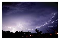 Lightning pictures from last night's storm in Dorset- Jo Parry. Mega spectacular in Malmesbury too!