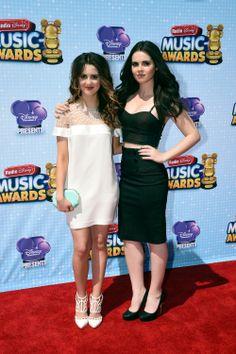 Laura and Vanessa Marano -- Most Stylish Celebs at the 2014 Radio Disney Music Awards | Twist #RDMAs