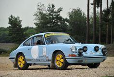 1965 Porsche 911 FIA Rally Car