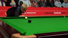 Recap and Highlights: Week 1 of the Snooker World Championship 2014