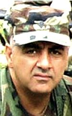 """Army SSG. Ahmed Altaie, 41, of Ann Arbor, Michigan. Recovered February 25, 2012, serving during Operation Iraqi Freedom. Assigned to Provincial Reconstruction Team, Divisional Training Center, Special Troops Bn, 4th Inf Div, Fort Hood, Texas. Died somewhere in Iraq after being kidnapped in Baghdad on Oct. 23, 2006. He was declared """"missing - captured"""" on Dec. 11, 2006. His remains were positively identified on Feb. 25, 2012."""