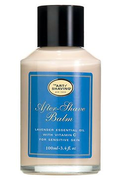 The Art of Shaving  Lavender After-Shave Balm available at #Nordstrom