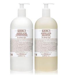 Amino Acid Shampoo & Conditioner Jumbo Duo