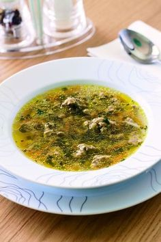 Czech Recipes, Ethnic Recipes, Snack Recipes, Snacks, Food 52, Palak Paneer, Curry, Food And Drink, Soup