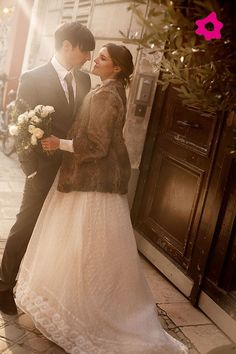 Casacos para noivas de Inverno. #casamento #noivas #casacos