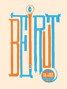 GigPosters.com - Beirut - Twin Sister